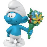 Schleich Smurf with Bouquet 20798
