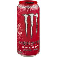 Monster Energy Ultra Red (50cl)
