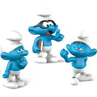 Schleich Smurf Movie Set 1 20800
