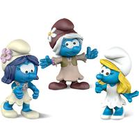 Schleich Smurf Movie Set 2 20801
