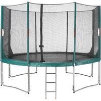 Etan Hi Flyer 12 Combi Trampoline + Safety Net + Ladder 370cm
