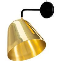NYTA Tilt Brass Væglampe