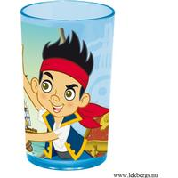 JAKE OCH PIRATERNA Glas