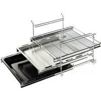 Bosch 3 Level Telescopic Shelf Rails HEZ438300