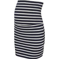 Mama.licious Jersey Maternity Skirt Blue/Navy Blazer (20006365)
