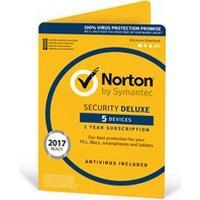 Norton Security Deluxe (5 enheder)