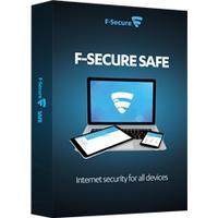 F-Secure SAFE 1 år, 3 enheder (Attach)