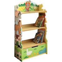 Teamson Fantasy Fields Happy Farm Bookcase