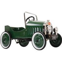 Baghera Pedal Car Classic Green