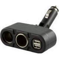 Deltaco USB-CAR2
