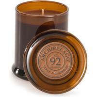 Archipelago Wood Aroma Candle Tabac & Oudwood 207g