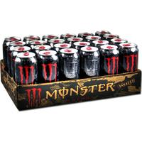 Monster Energy Assult 24-pack (50cl)