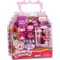 Legetøjseksperten.dk Lalaloopsy, Mini - Jewel Sparkles