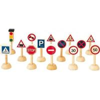 Plantoys Traffic Signs & Lights
