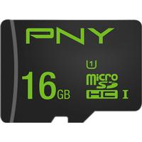 PNY High Performance MicroSDHC UHS-I 80MB/s 16GB