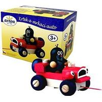 Detoa Mole & Blinking Car 13724