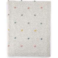 Mamas & Papas Spot Knitted Blanket (70x90cm)