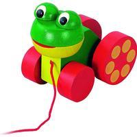 Detoa Frog Pull Along 11845