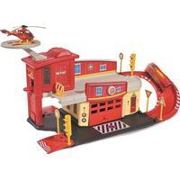 Dickie Fireman Sam Fire Rescue Centre