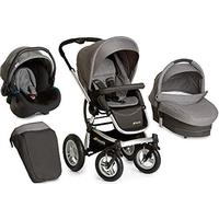 Hauck King Air Plus Trio Sæt (Duo) (Travel system)