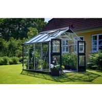 Juliana Premium 8.8m² Aluminum Aluminium Fundament inkl. Inklusive