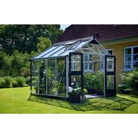 Juliana Premium 8.8m² Aluminum Aluminium Fundament inklusive Inklusive