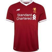 New Balance Liverpool Home Jersey 17/18 Sr