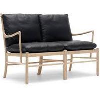 Carl Hansen OW149-2 2Seater Colonial Sofa Soffa