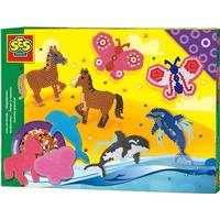 SES Ironing Beads Horse, Butterfly, Dolphin
