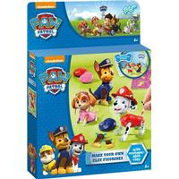 Paw Patrol Clay Figures