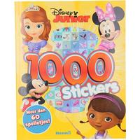 Disney Junior 1000 klistermærker