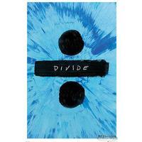 GB Eye Ed Sheeran Divide Plakater