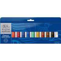 Winsor & Newton Cotman Water Colour Tube 12-pack