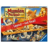 Legetøjseksperten.dk Ravensburger The mummy of Pharaoh