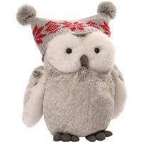Gund Twinkles Snow Owl