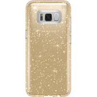 Speck Presidio Clear Glitter Case (Galaxy S8 Plus)