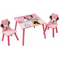 Worlds Apart HelloHome Minnie Mouse Table & Chairs