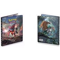 Ultra Pro SM-1 4-Pocket Portfolio for Pokémon