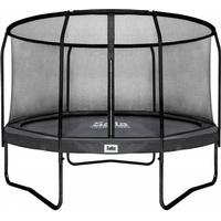 Salta Premium Black Edition 366cm + Safety Net