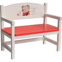 Roba Teddy College Doll Bench