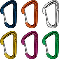 Mammut Wall Light Wire Gate 6-pack