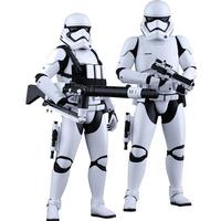First Order Stormtroopers - Movie Masterpiece 1/6 Skala