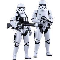 First Order Stormtroopers - Movie Masterpiece 1/6 Skala