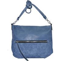 Maestro Bags väska jeansblå