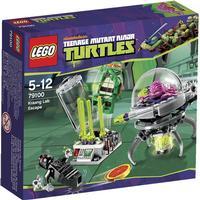 Lego Teenage Mutant Ninja Turtles Flugten fra Krangs Laboratorium 79100