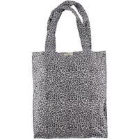MarMar Shopper - Grå Leopard