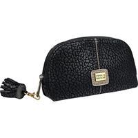 Pipols Bazaar Stile Cosmetic Purse - Black (COS10150)