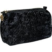 Pipols Bazaar Velvet Wave Bag Medium - Black (COS10133)