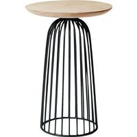 Won Wire Basket 34cm Table