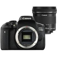 Canon EOS 750D + 10-18mm IS STM